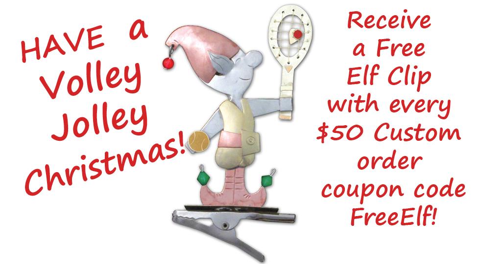 Free Elf Clip