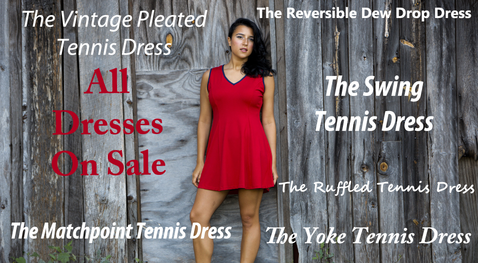 Amazing Tennis Dresses