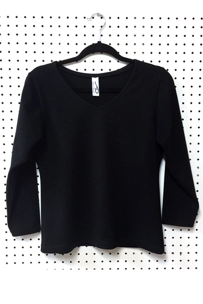 Long Sleeved Top for the petite, tall and the plus sized woman