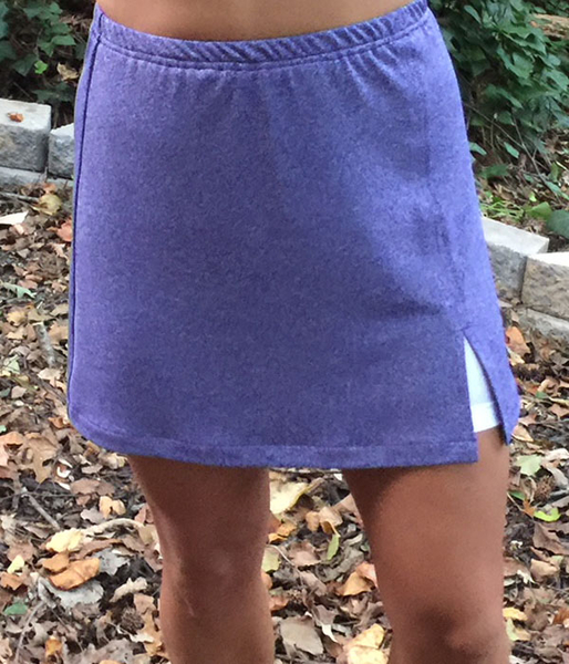 Sassy Slit Skorts Made in the USA