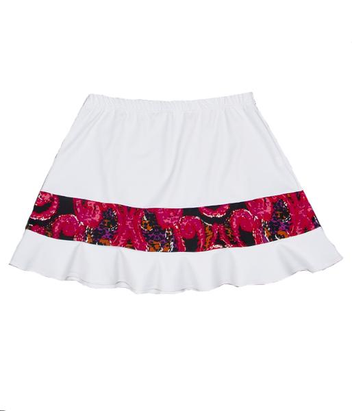 Rally Ruffle Tennis Skirt - No Shorts