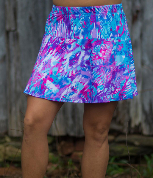 Fun Flounce Tennis Skirt - Made for the Small, Tall, Curvy and Strong Woman