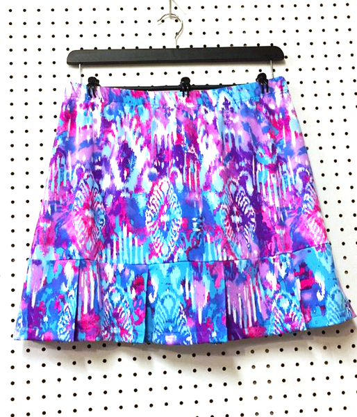 Custom Fun Pleated Tennis Skirt - No Shorts - B.B., Florida   Custom Designs By Clients Like You!