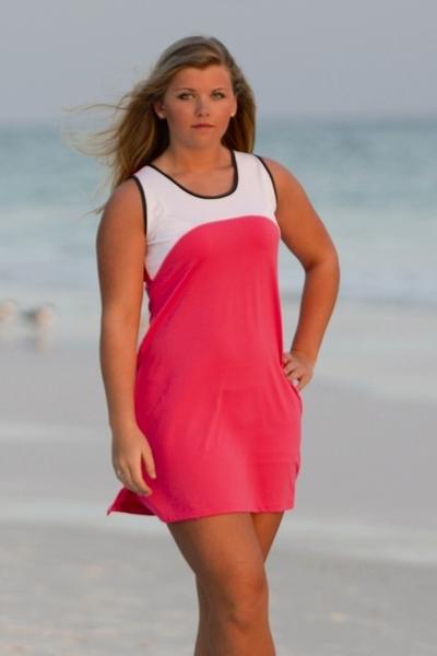 The Yoke Tennis Dress