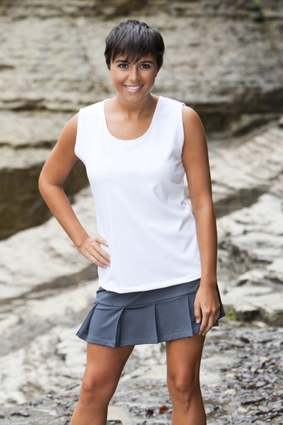 Classic Tennis Top for the petite, tall and the plus sized woman