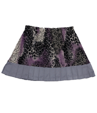 Image Size Large - Wild Card Skirt featured in Animal Abstract - No Shorts