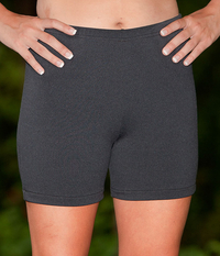 Image Sport Shorties Featured In Performance Black