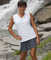 40ba140dc3 Size XL - Pearl Pleated Tennis Skirt - No Shorts! Pearl or Charcoal Gray ...