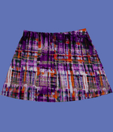 A Line Tennis Skirt Featured In Lavender Jazz - No Shorts