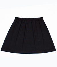 Image A Line Tennis Skirt Featured in Lightweight Black-No Shorts-New Low Price!