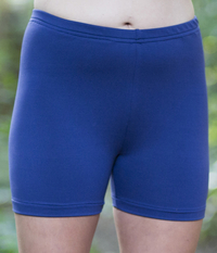 Image Size Small - Navy Dry Line Wick Sport Shorties
