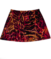 Image The A Line Tennis Skirt With Shorts in Wildfire - New Low Price!