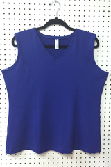 Image Size XL - Princess Top in Royal - Longer Length