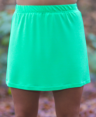 Image a Cute A Line Tennis Skirt With Shorts Featured in Limelight