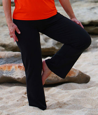 Image Primary Pants in Black - Great On and Off the Courts