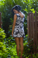 Image The Reversible Dewdrop Dress with Pockets - NEW Low Price!