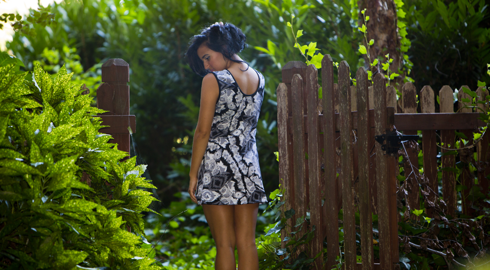 The Reversible Dew Drop Dress